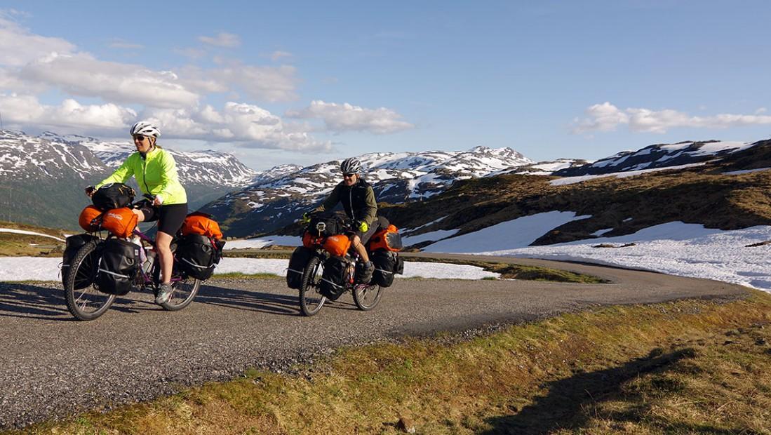 Souffle court, jambes molles et pâmoison: camp d'entraînement panoramique dans les fjords! (Odda, Norvège – km 265)