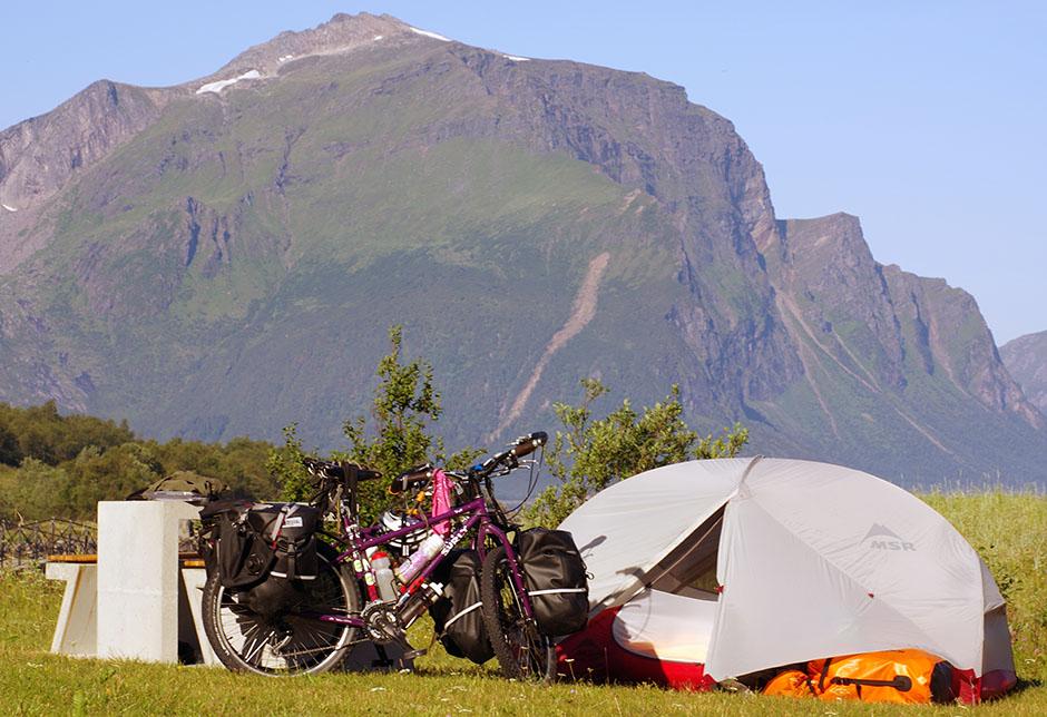 Mettre à profit les infrastructures de ces routes touristiques nationales à Sorvika
