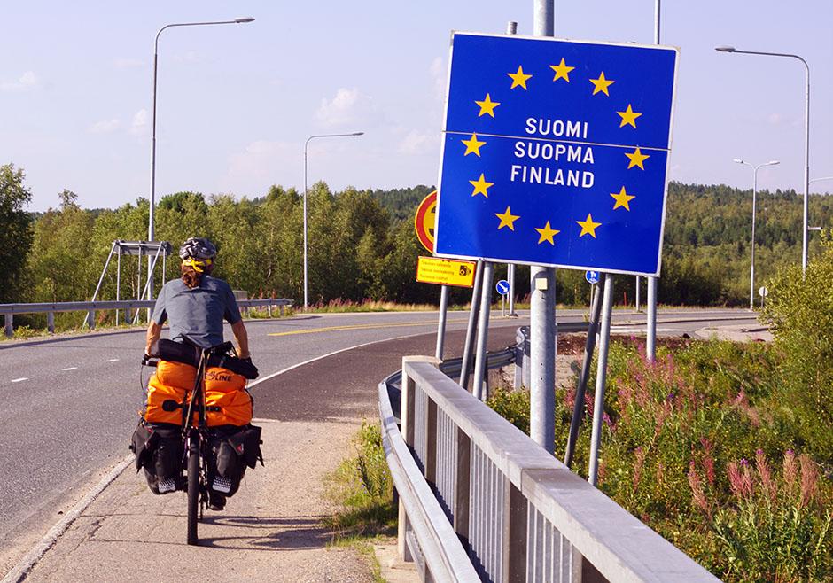 Première incursion en Laponie finlandaise. Lapmi.