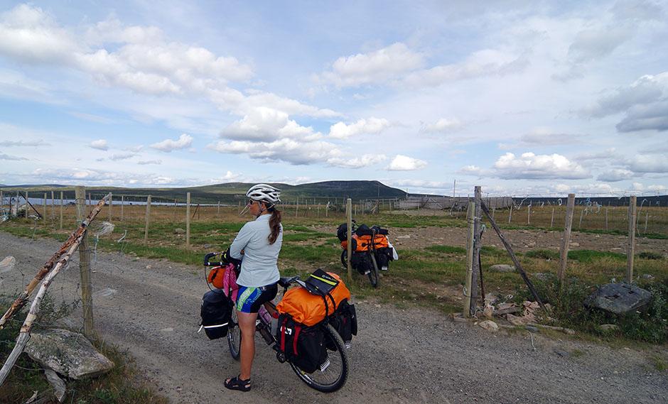 Les rennes et leurs éleveurs nous fixent rendez-vous plus au nord, en route vers Nordkapp... Finnmark