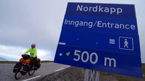 N² was here! Finnmark.