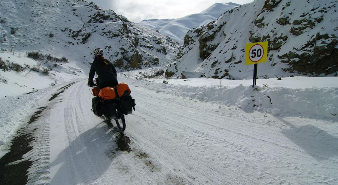 L'Anatolie l'hiver! (Taşucu, Turquie – KM 8390)
