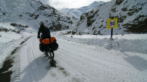 Cold wave in Anatolia! (Taşucu, Turkey – KM 8,390)