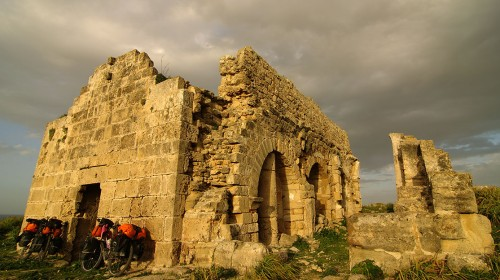 Cyprus: left and north sides of things! (Nicosia, Cyprus – KM 9,575)