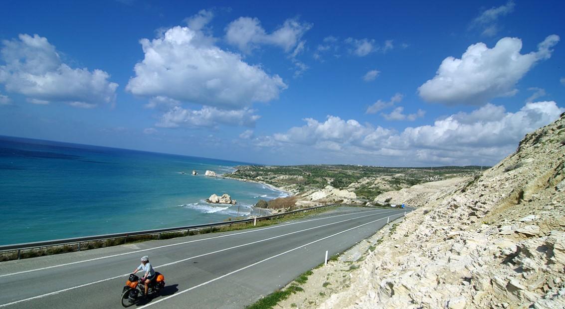 Chypre côté face! (Larnaca, Chypre – KM 9930)