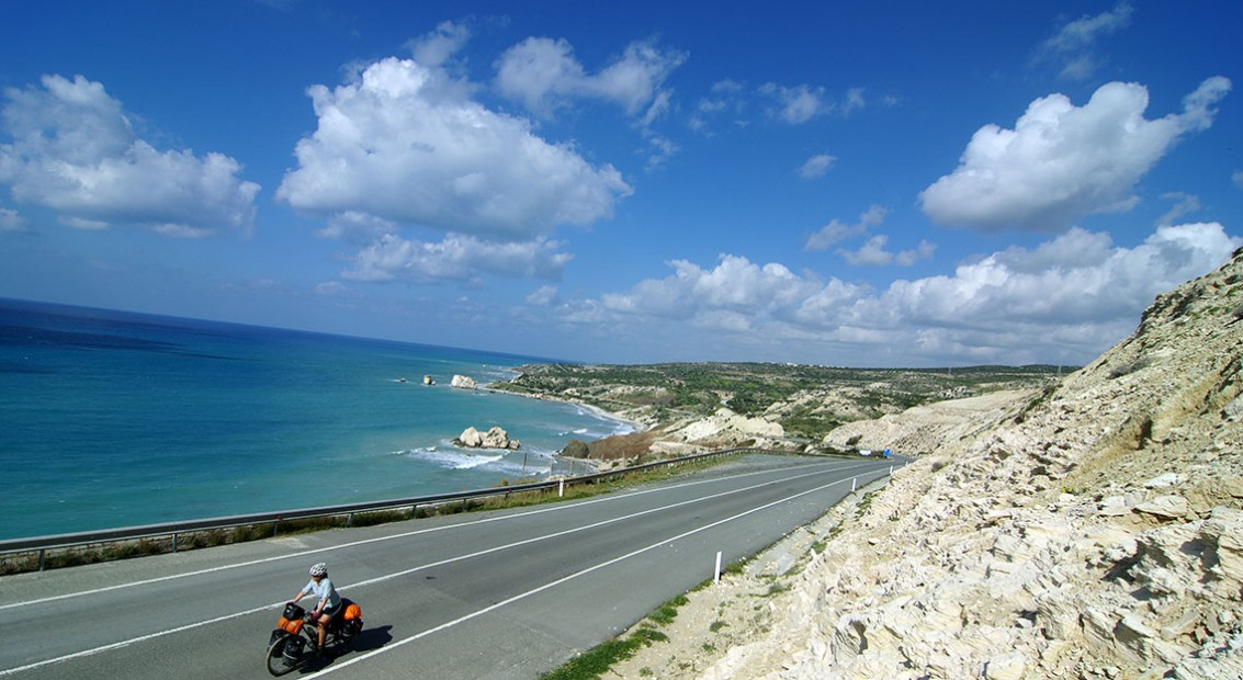 Holiday in Cyprus! (Larnaca, Cyprus – KM 9,930)