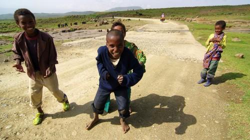 Éthiopiques vélocipédiques vol. II! (Lalibela, Éthiopie – KM 14 335)