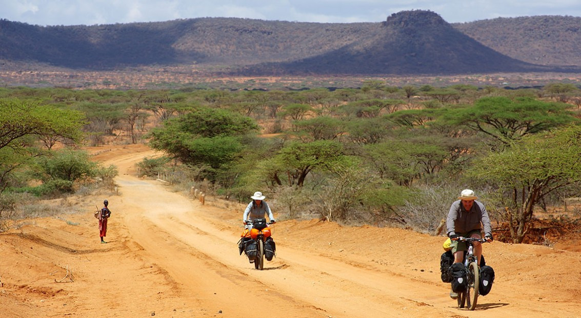 It's a holiday in Kenya! (Borana Ranch, Kenya – KM 16,405)