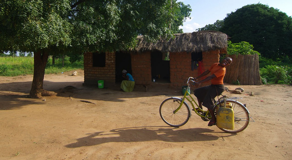 Transit faste! (Singida, Tanzanie – KM 19 425)