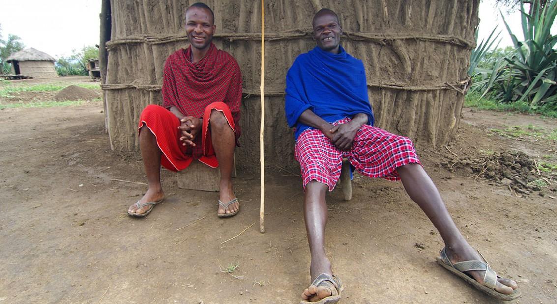 Coups de pédale en terre Maasaï! (Lushoto, Tanzanie – KM 20 480)